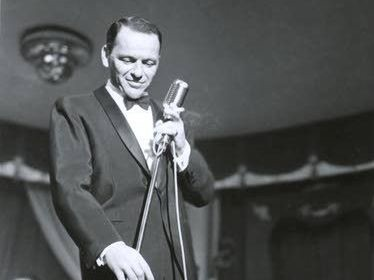 That's Frankie - summer of 1960 at the 500 Club in Atlantic City