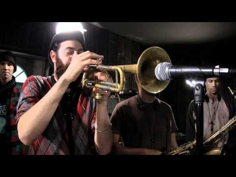"Avishai Cohen and the rest of the SF Jazz Collective feeling ""Visions"""