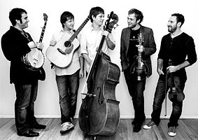 Punch Brothers - Boys with their toys