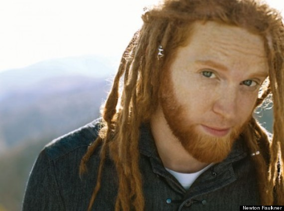 Newton Faulkner (my ginger beard obsession continues)