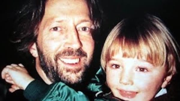 Eric and Conor Clapton