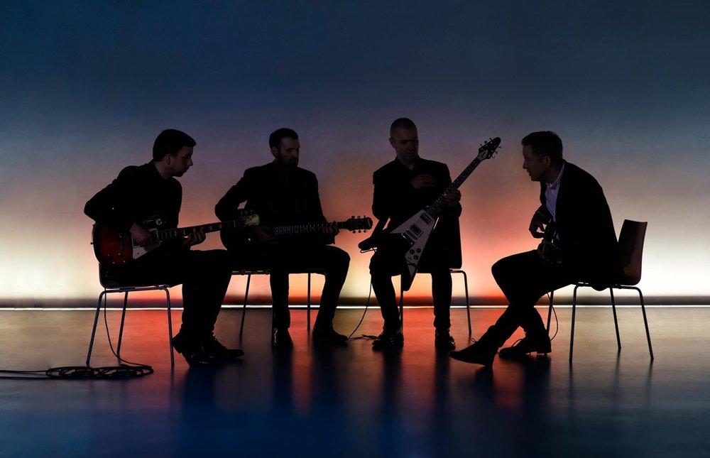 The Dublin Guitar Quartet