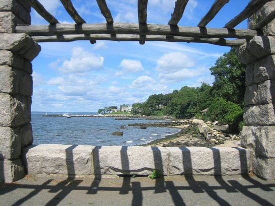 "This Particular Quay is in Center Island, NY... Can you say, ""oooh lala""?!"