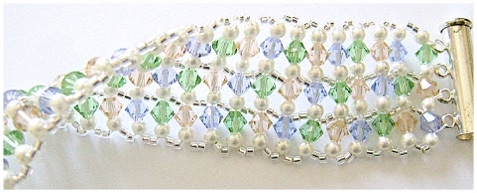 Sweet Addictive Woven Crystal Bracelet.jpg