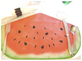 Watermelon place setting.jpg