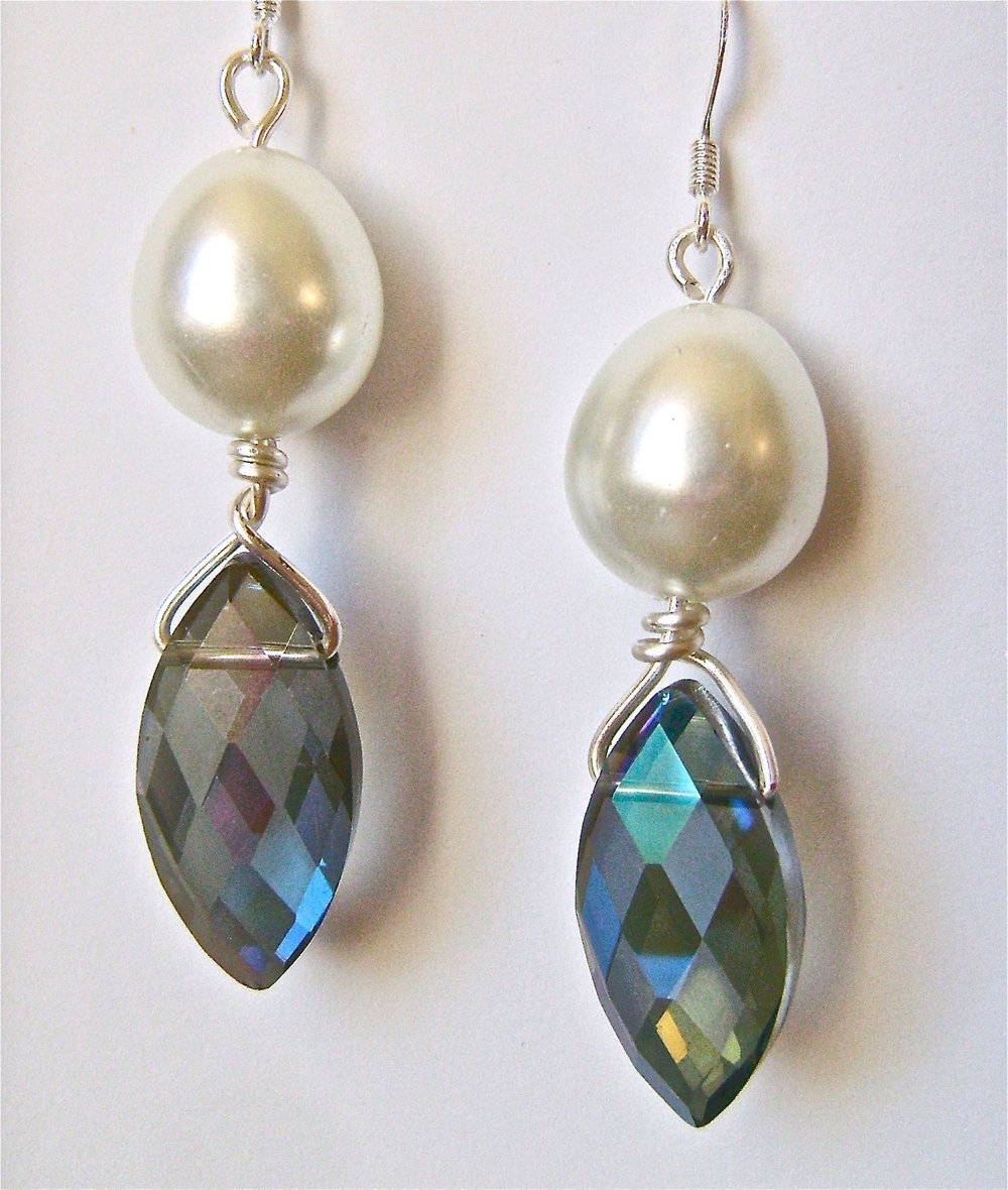 "earrings measure 2.25"" long"