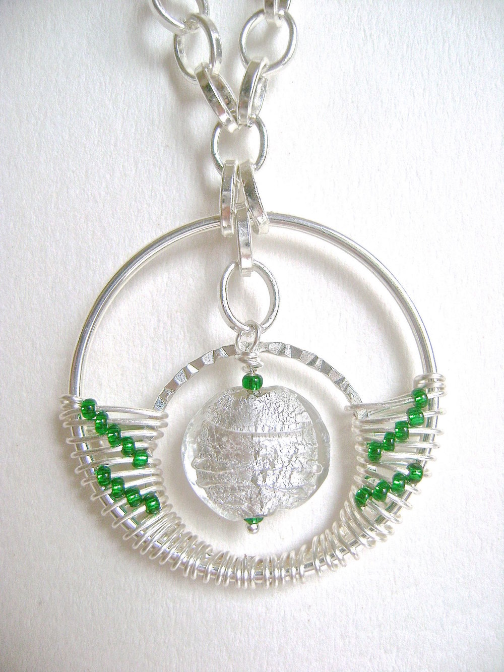 pendant measures 1.50""