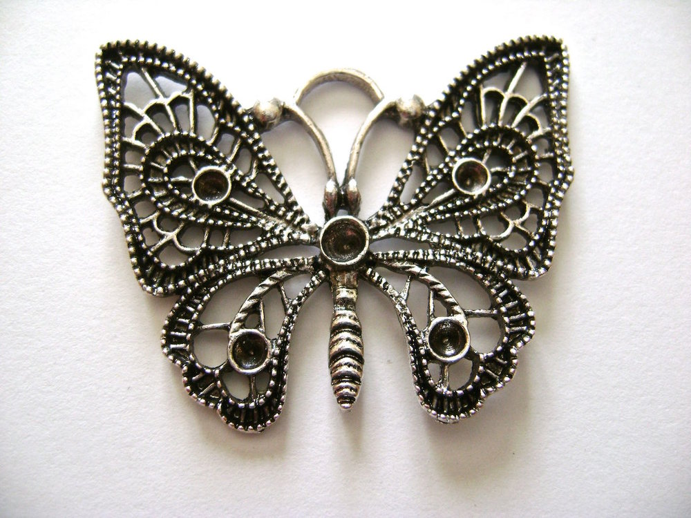 The original butterfly as purchased.