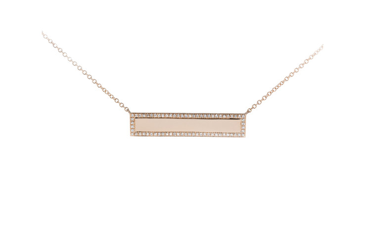 gold page name product diamond cut com necklace qvc plate