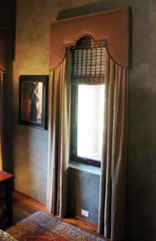 Custom Window Treatments, Hill Country Village Remodel, Custom Drapes, Custom Curtains