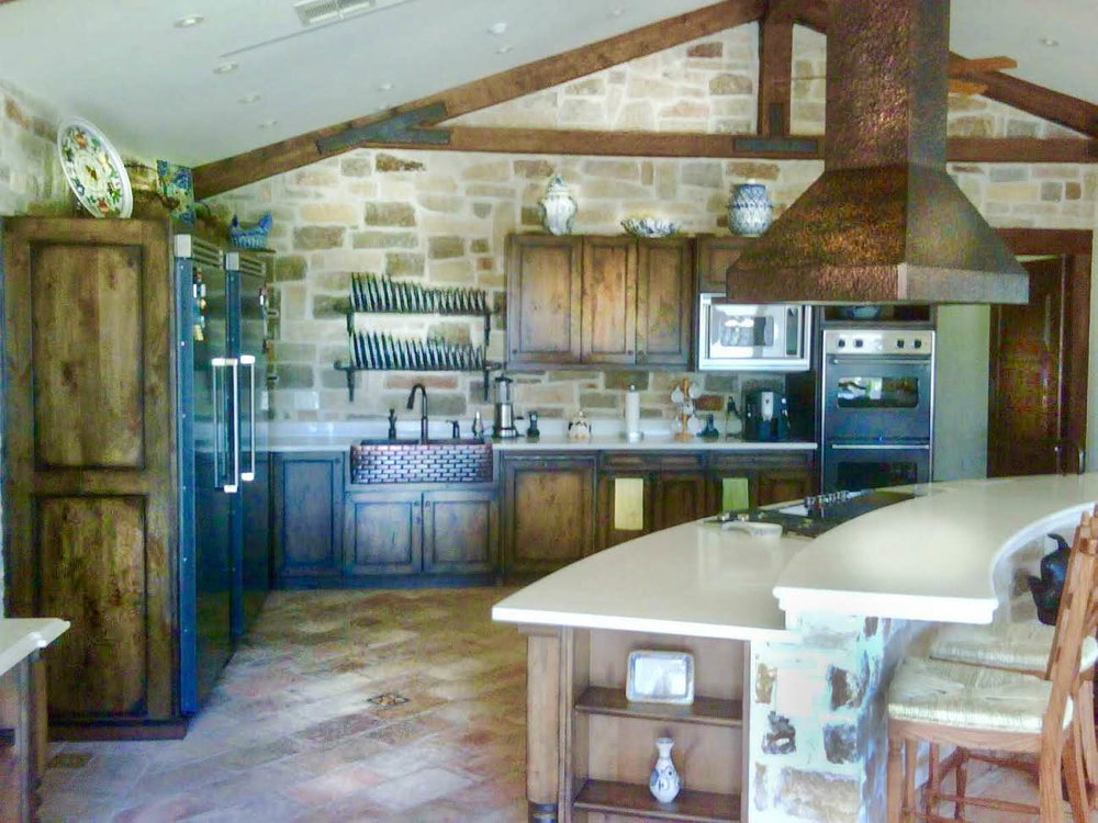 Fair Oaks Ranch Kitchen Remodel