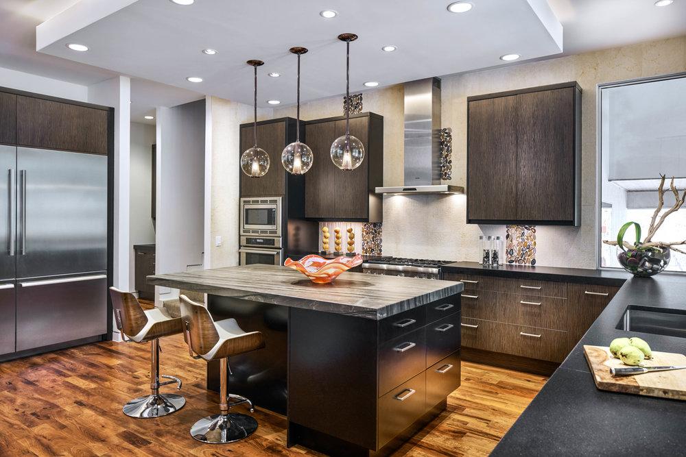Hill Country Modern Kitchen Renovation