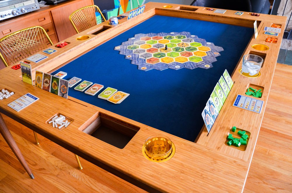 Game In Style Accessories To Upgrade Tabletop Experience Geek And - Digital board game table