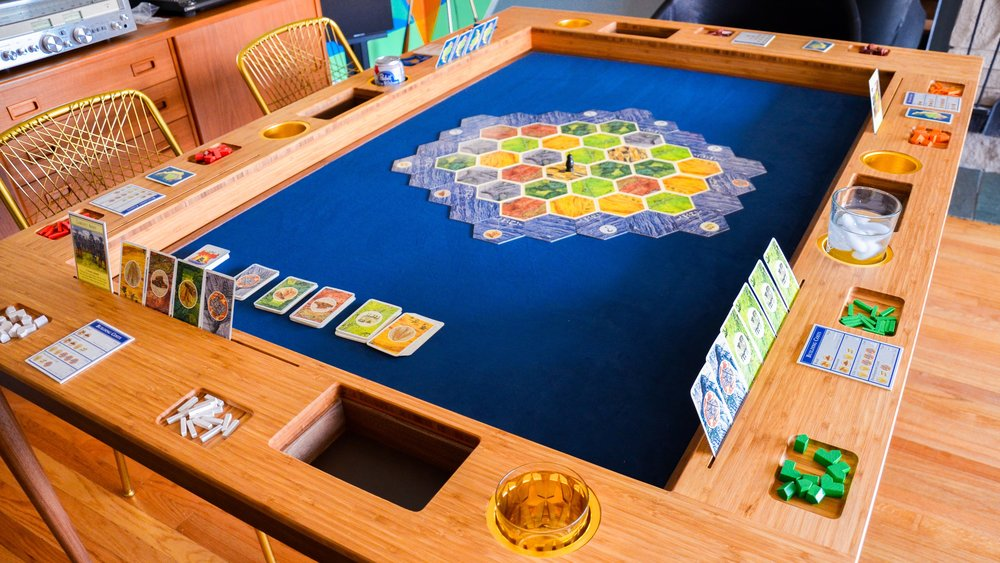 The Dresden Gaming Table