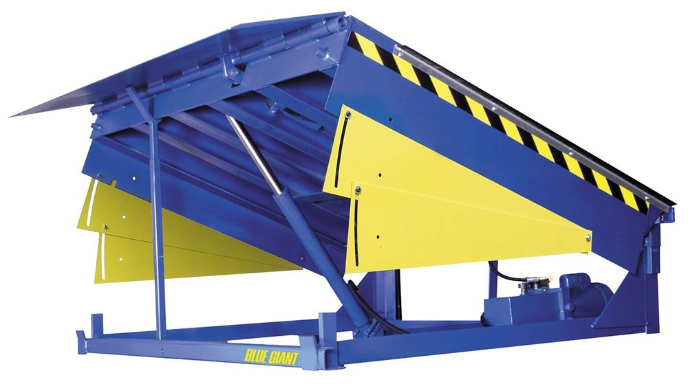 DOCK LEVELER - -HYDRAULIC LEVELER-MECHANICAL LEVELER-AIR POWER LEVELER-EDGE OF DOCK LEVELER