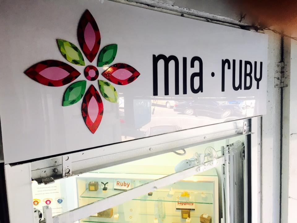 The new Mia ruby shop is now open in downtown yangon! pop in to collect a beautiful piece of myanmar with quality rubies, sapphires and other precious gems. 100% designed and made in myanmar. https://www.miaruby.co/