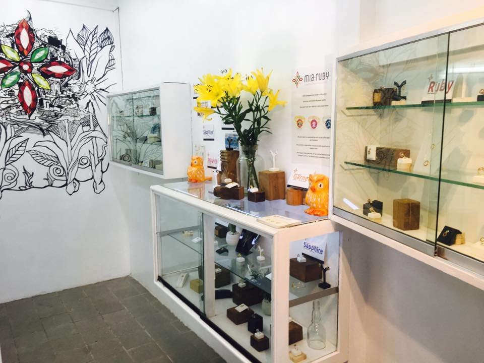 The new Mia ruby shop is now open in downtown yangon! pop in to collect a beautiful piece of myanmar with quality rubies, sapphires and other precious gems. 100% designed and made in myanmar. http://www.miaruby.co/