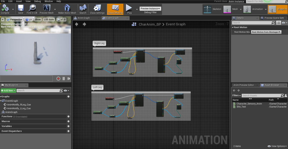Sensory walk animation sound implementation 151117 tom line trace attemptg malvernweather Images