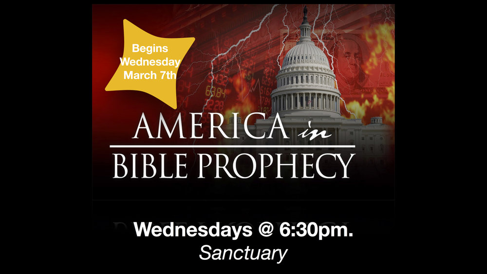 Prophecy in America