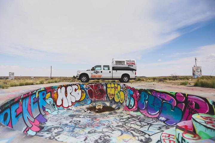 2 Guns, Winslow, AZ