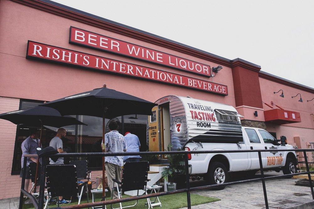 Rishi's International Beverage | Grand Rapids, Michigan
