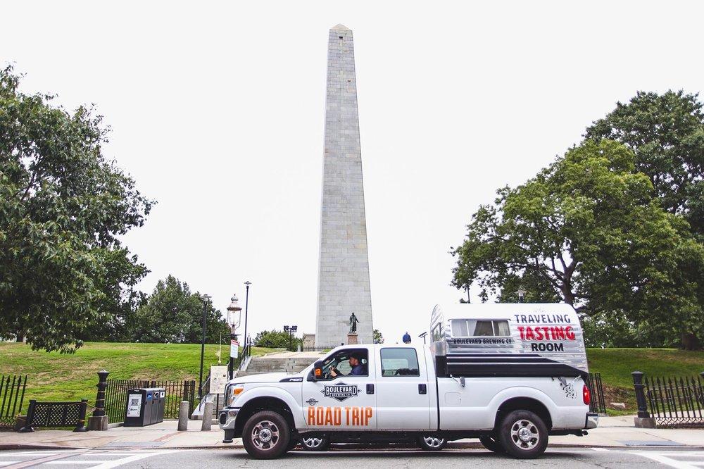 Boston,Massachusetts | Bunker Hill Monument