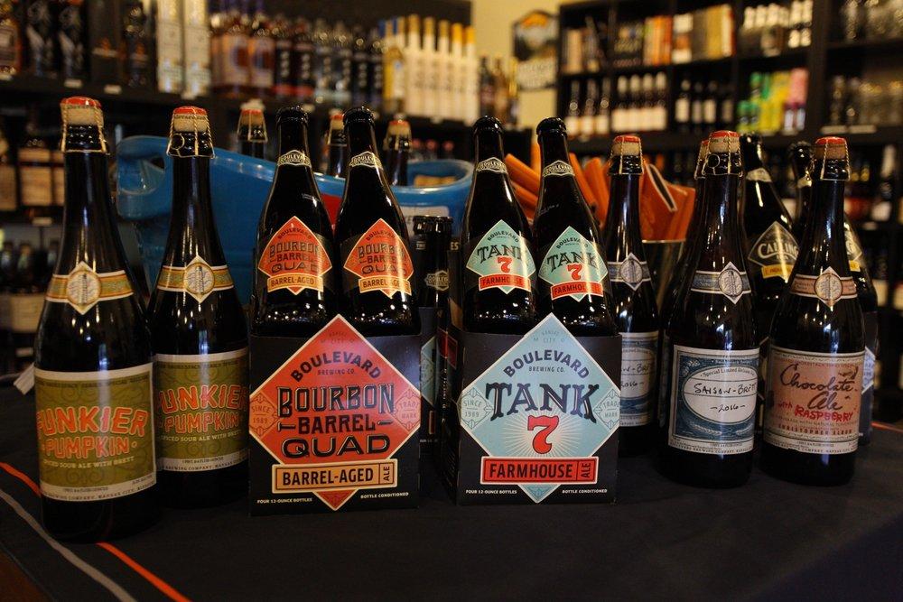 Boston,Massachusetts | Craft Beer Cellar