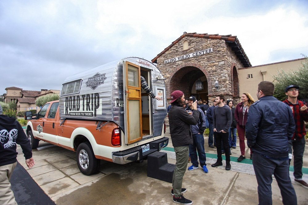 Stone Distribution x BLVD Road Trip Tasting | Orange County, California