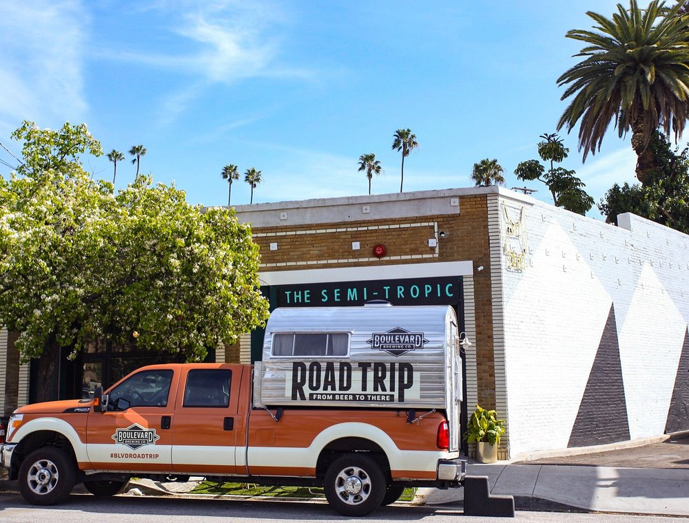 Semi-Tropic | Echo Park, California