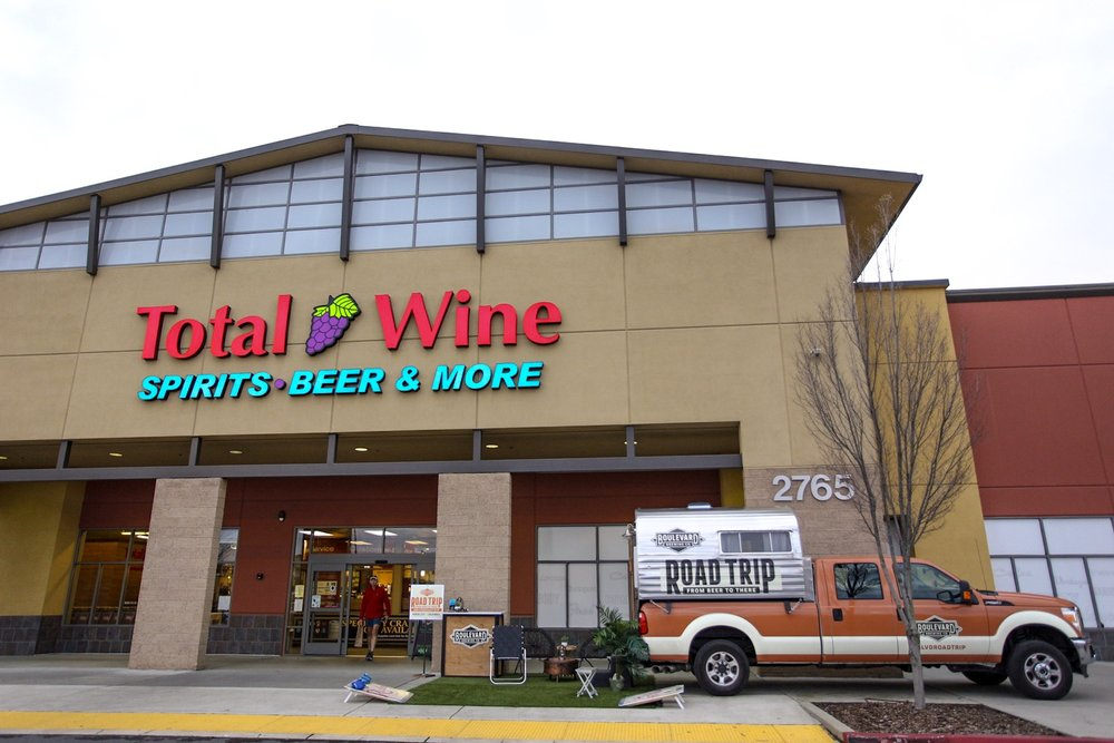 Total Wine And More | Folsom, California