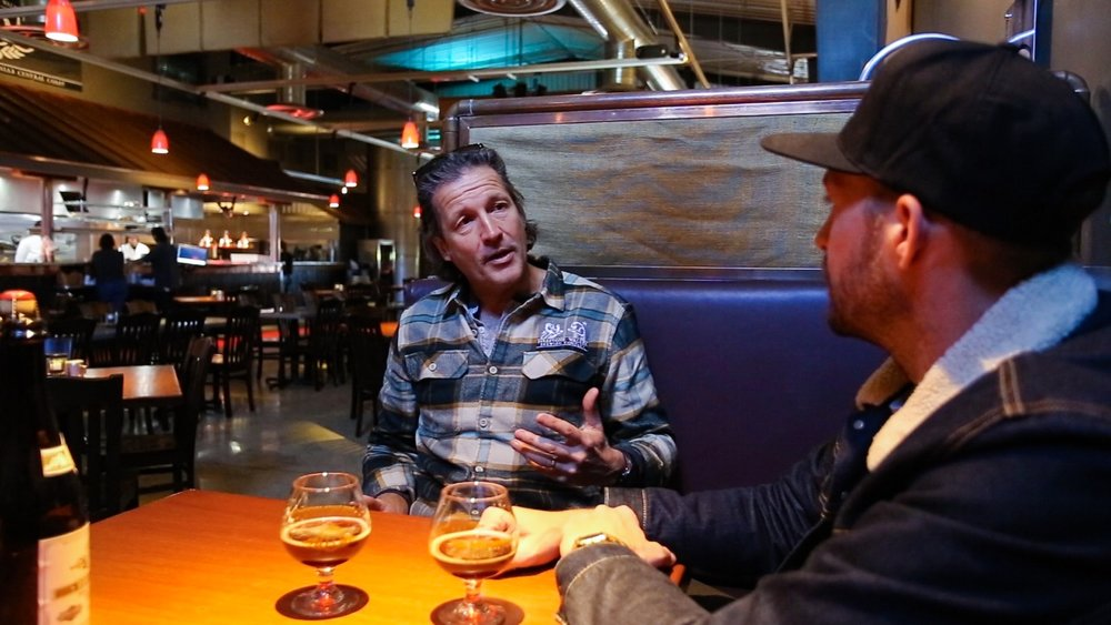 BLVD Road Trip crew interview David Walker @ Firestone Walker | Paso Robles, California