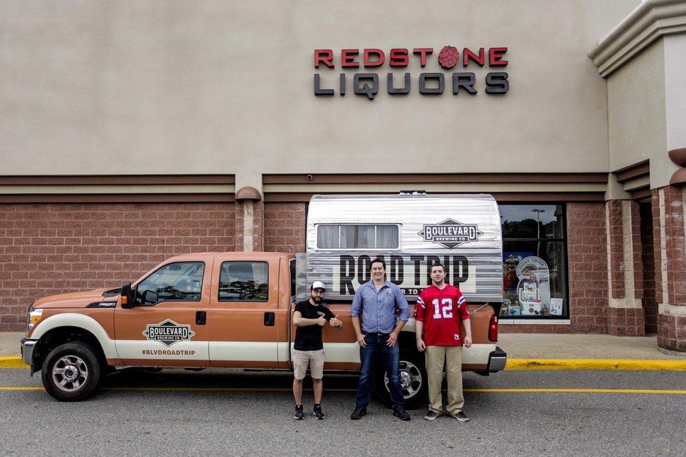 Redstone Liquors | Stoneham, Massachusetts