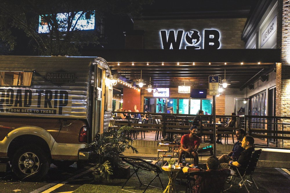 World of Beer | Tampa, Florida