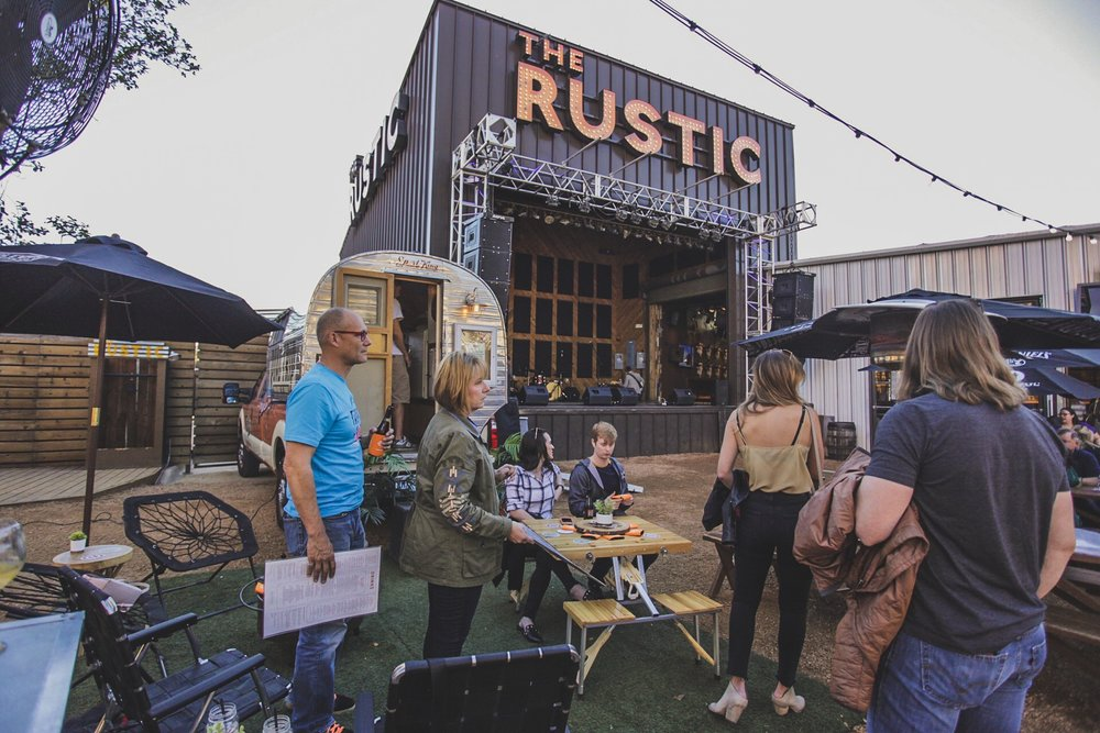 The Rustic | Dallas, Texas