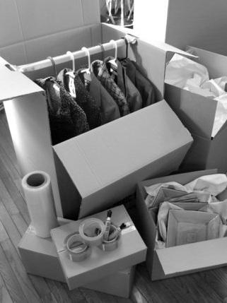 Packing & Unpacking -