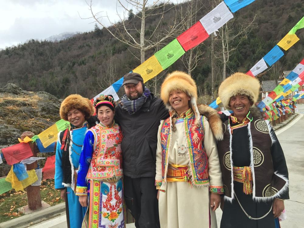 China Tibetian Village