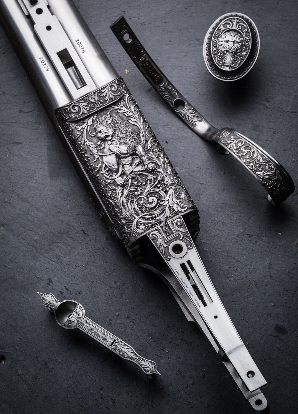 "The Explora | June 2016    "" When I had Paul Lantuch and Vince Crowley for supper last week, one of the conversations we had was around the time taken to engrave their respective .600 sidelock rifles...""  read more"