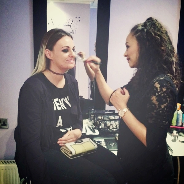 Nadine Tan Make Up Artist Liverpool