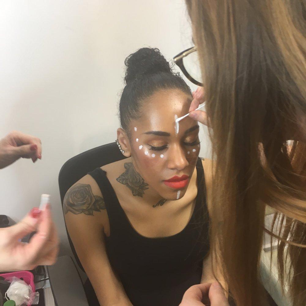 ella creative hair and make up artist academy news - blog of