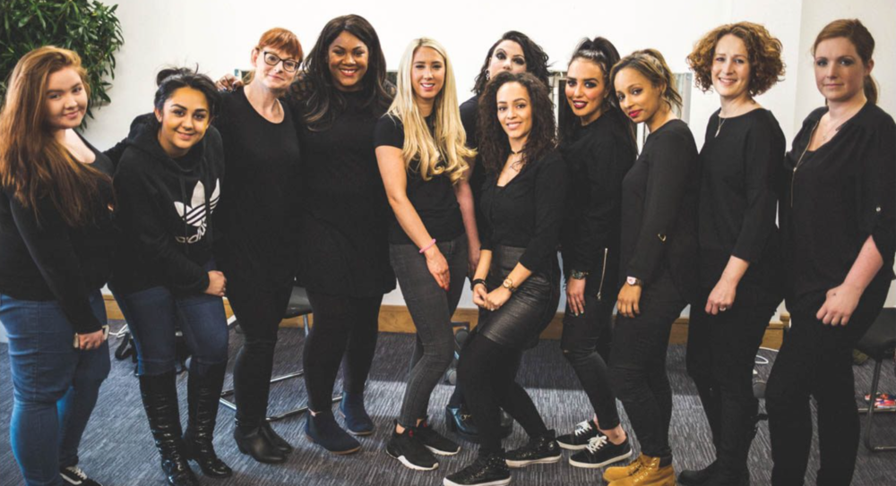 Ella Creative Academy - makeup college Liverpool