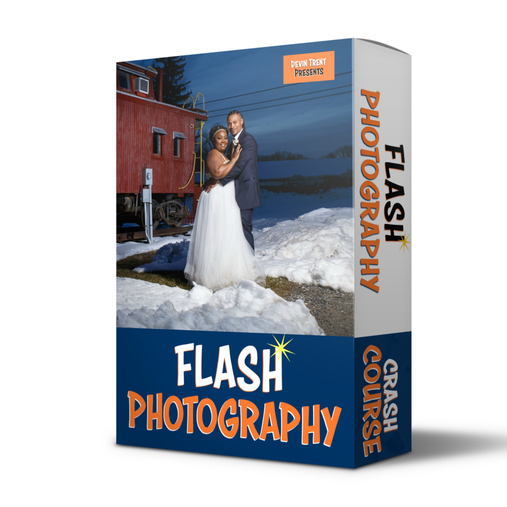 When I first got started, I remember how intimidating Flash Photography was but now I have alot of fun using Off Camera Flash (OCF).   In this crash course  i'm going to demystify flash photography  and show you how easy it can be.  You'll learn how to balance ambient light with flash, how to get soft lighting, what to do when you don't have a surface for bounce flash, and much more