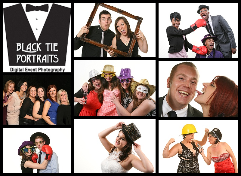 Black Tie Party Booth