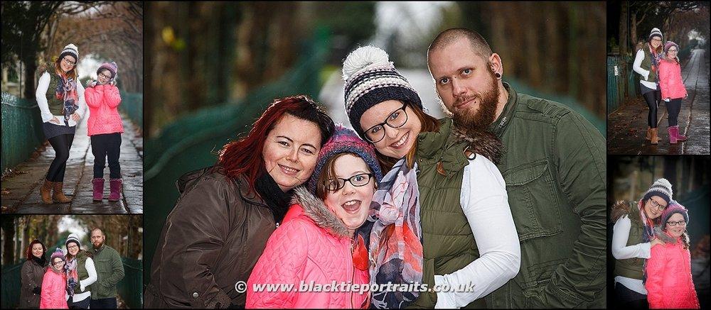 Family Portrait Photographers Bristol