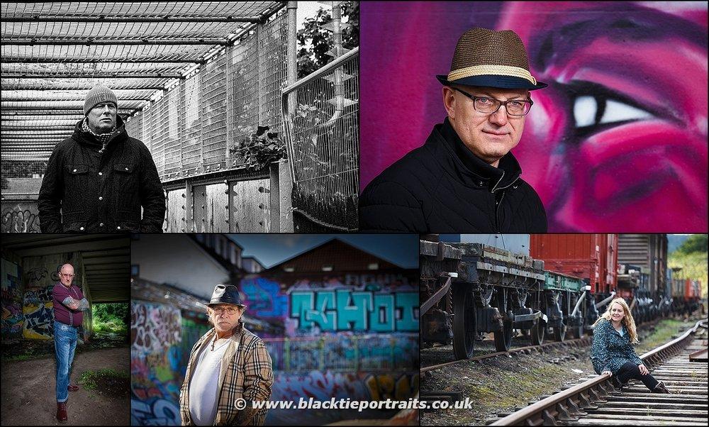 Urban Portraits Bristol