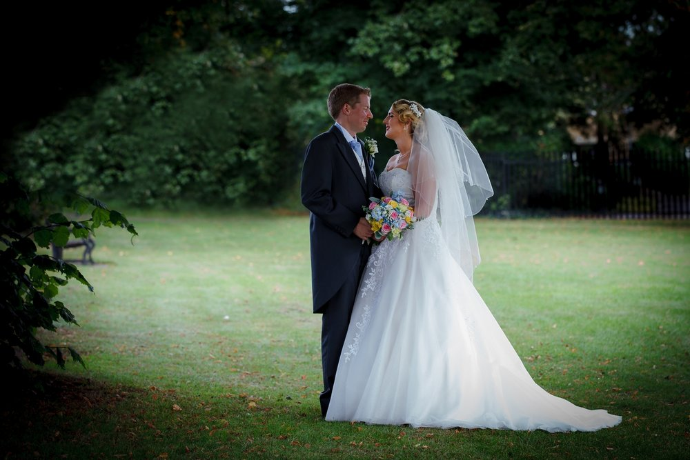 Bristol Wedding Photographer | Black Tie Portraits