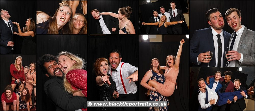 UWE Event Photographer | Black Tie Portraits