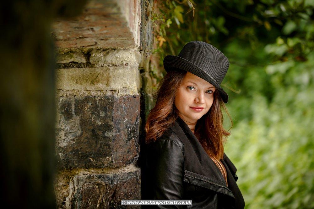 Creative Portraits Photographer | Black Tie Portraits