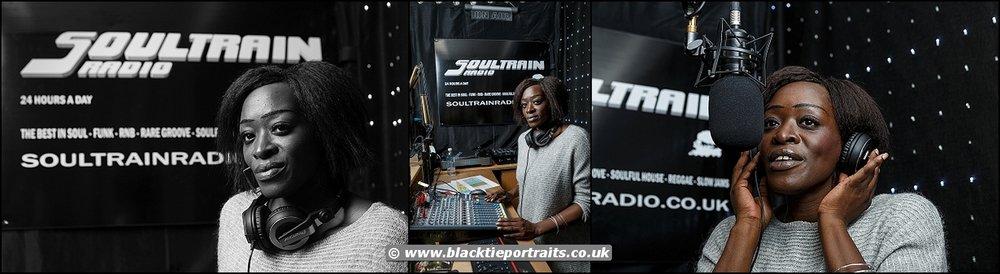 Claudine of Soul Train Radio, Bristol