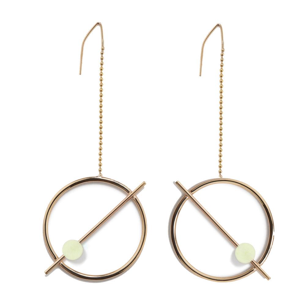 Boreas II Earrings