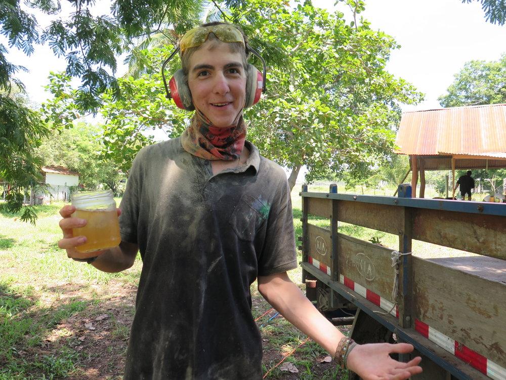 Fresh Passionfruit Juice?! Heyyy!